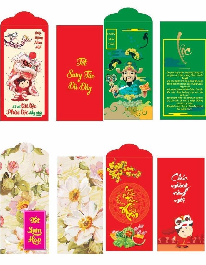 Dịch vụ design, in ấn Tết 2021, thiết kế in quà tặng mừng Xuân Tân Sửu