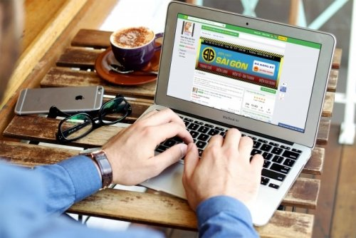 Phonepage bán hàng của Điện Máy Sài Gòn
