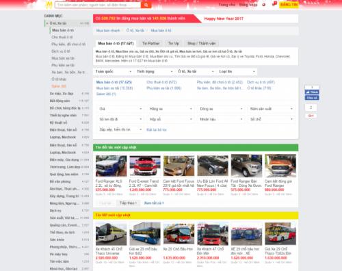 Toyota An Thành Fukushima là thành viên Partner Ôtô của MXH MuaBanNhanh