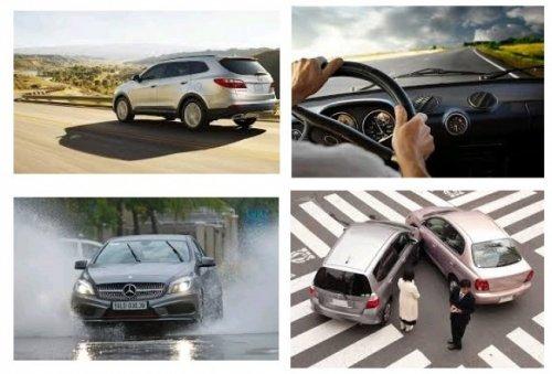 Kinh nghiệm lái xe SUV an toàn, tránh lật xe