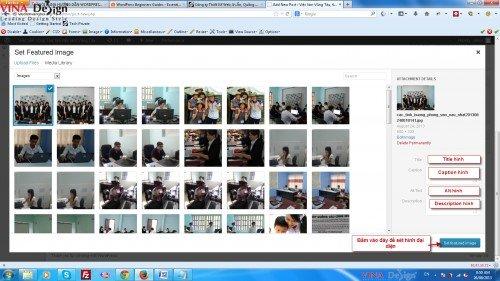 Sét hình thumnail cho website wordpress