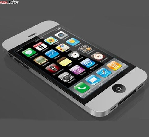 Ung dung cua Iphone 5