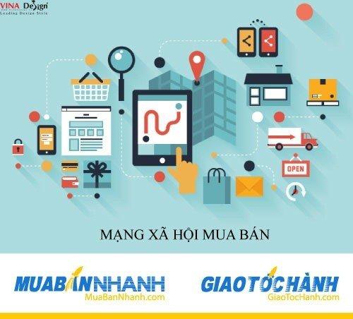 Mang xa hoi Muabannhanh.com la mot start-up cua Vinadesign.vn