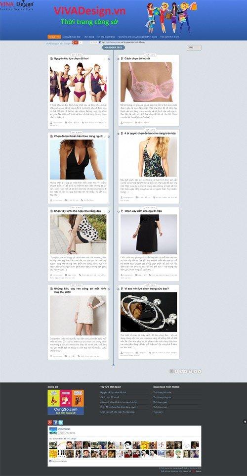 Thời trang, tin tức thời trang, thời trang thế giới